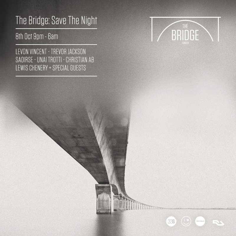 Session: Save the Night with Levon Vincent - Flyer front