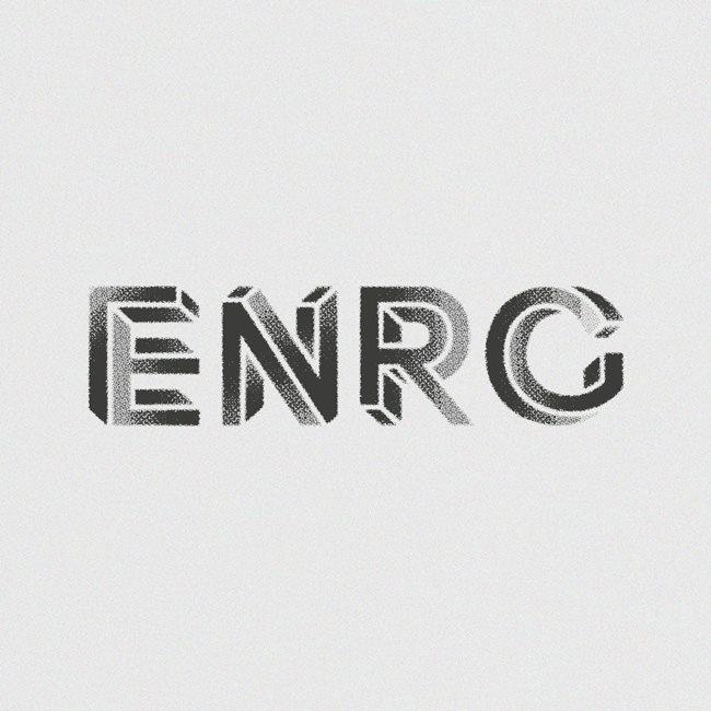 Enrg 02. Kinetic Energy / The Black Madonna - Flyer front