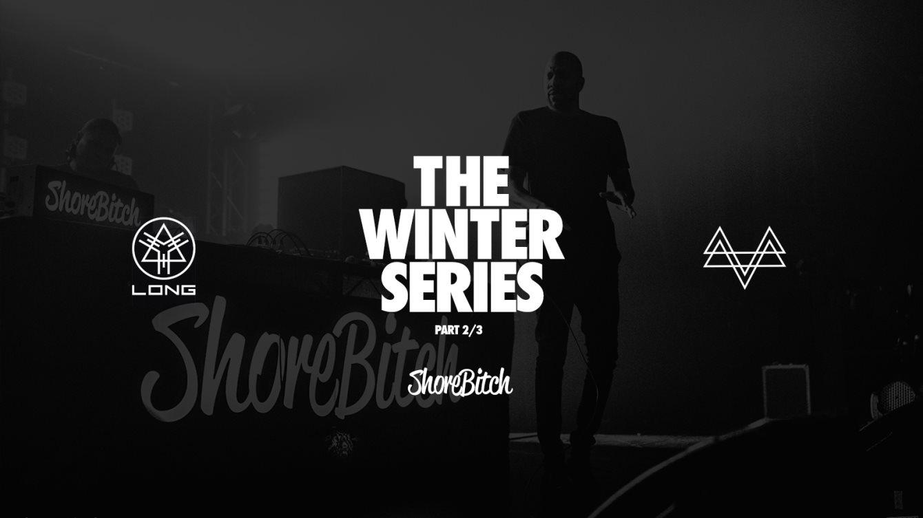 Shorebitch, The Winter Series - PT. 2/3 - Flyer front