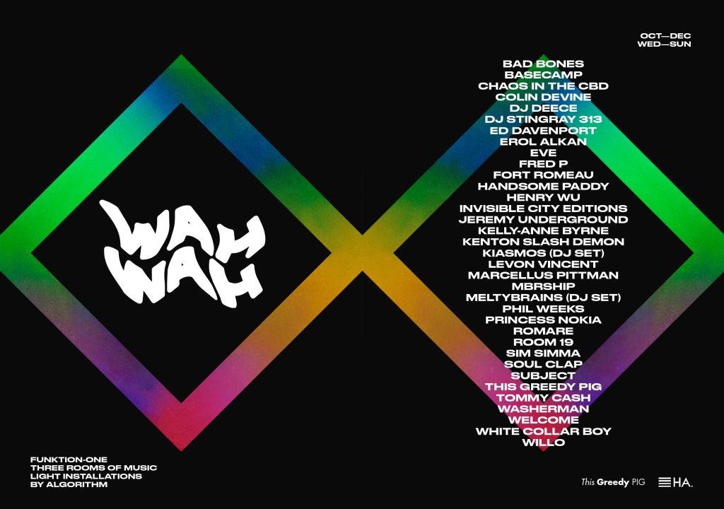 Kenton Slash Demon (Live) - Flyer front