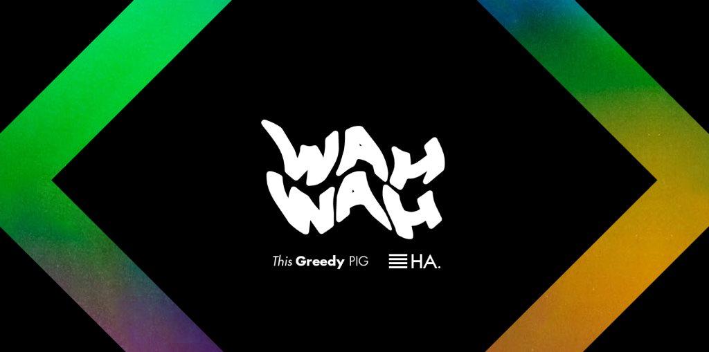 Kutmah, DJ Deece & This Greedy Pig - Flyer front