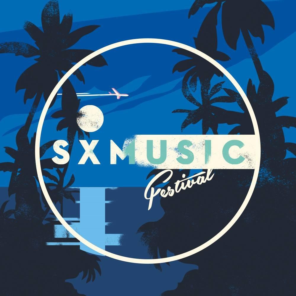 Sxmusic Festival 2016 - Flyer front