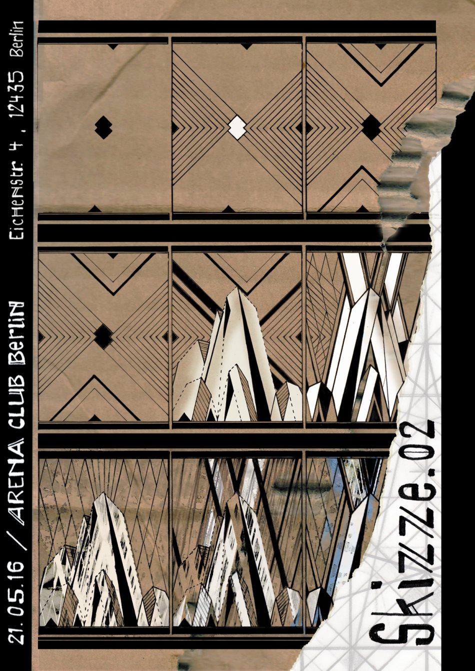 Skizze.02 - Flyer front