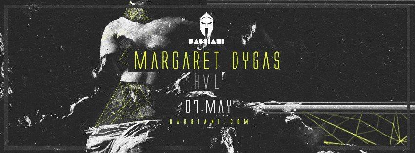 Margaret Dygas - Flyer front