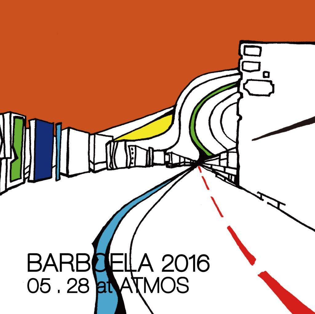 Barboela - Flyer front