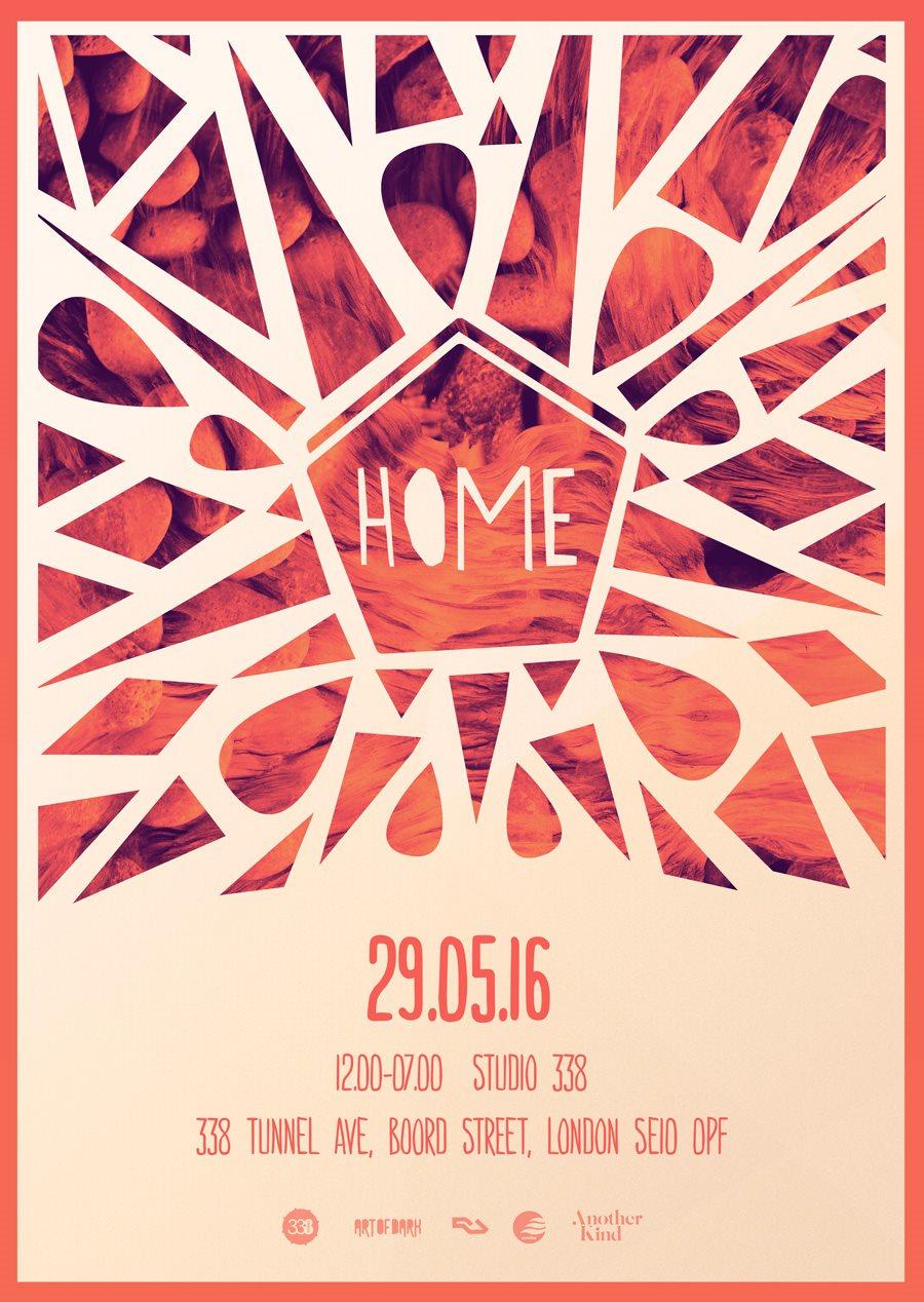 Home - London - Flyer back