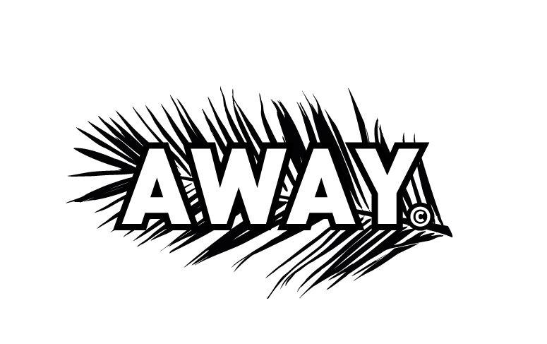 Away - Flyer front
