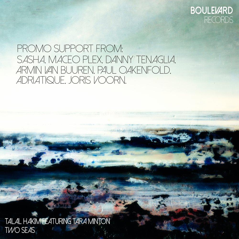 Boulevard presents Talal Two Seas EP - Flyer back