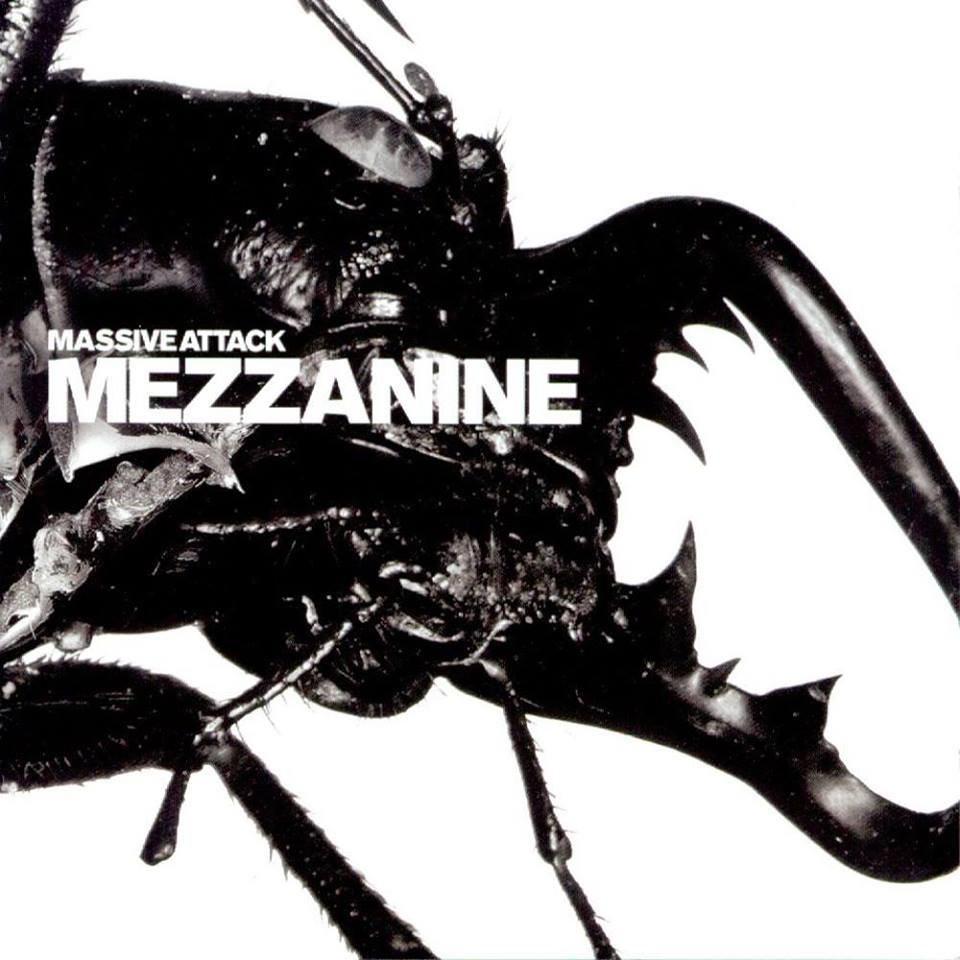 Classic Album Sundays NYC present Massive Attack 'Mezzanine' - Flyer front