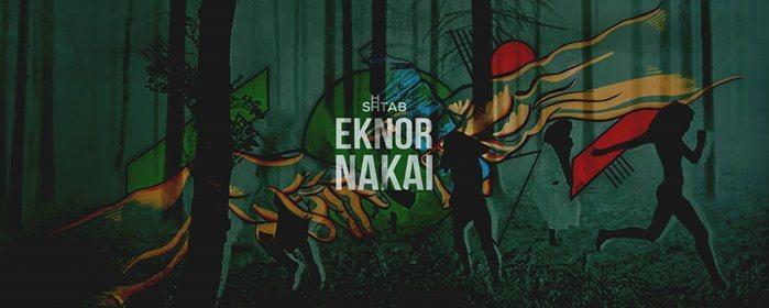 Eknor & Nakai - Flyer front