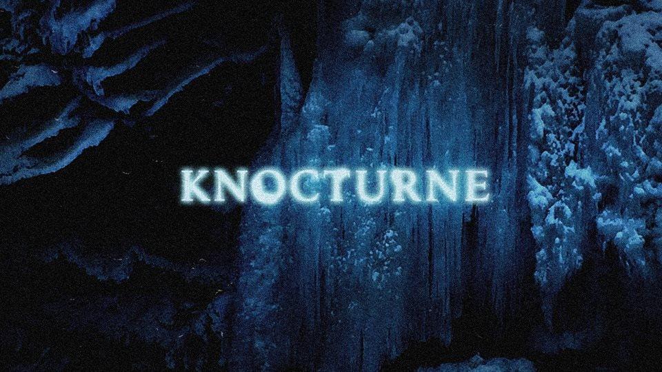 Knocturne - Flyer front