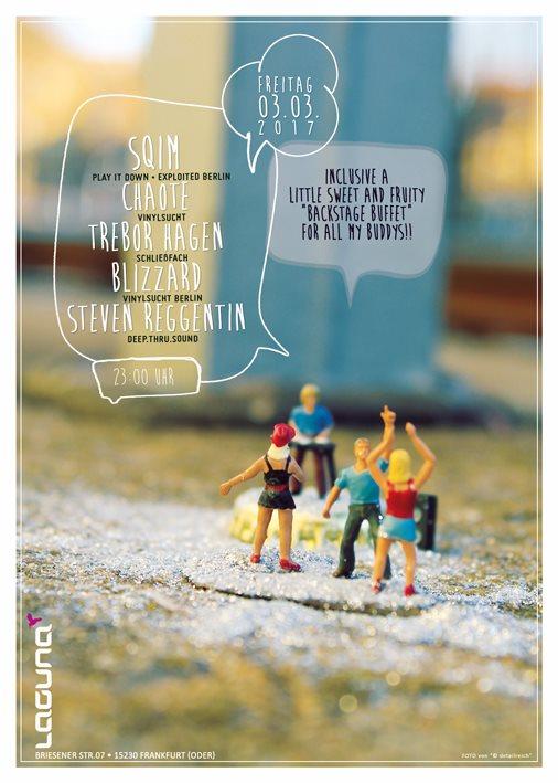 Reichhaltiges Festnest - Flyer front