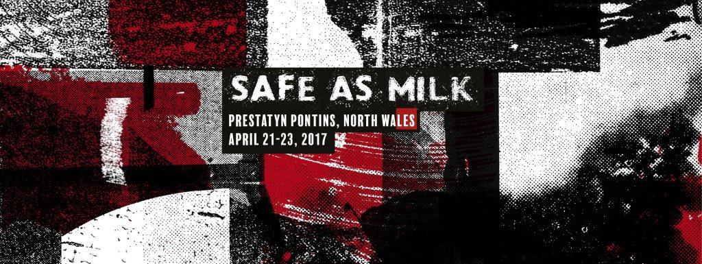 Safe As Milk Festival [Cancelled] - Flyer front