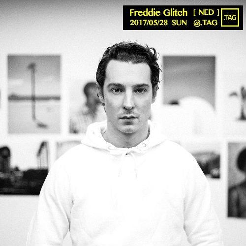 Freddie Glitch - Flyer front
