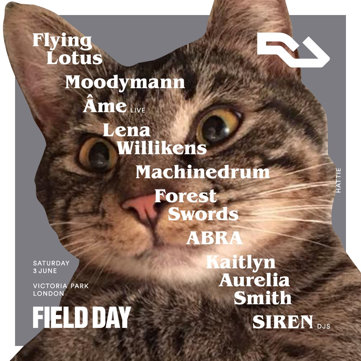 Field Day 2017 - Flyer front