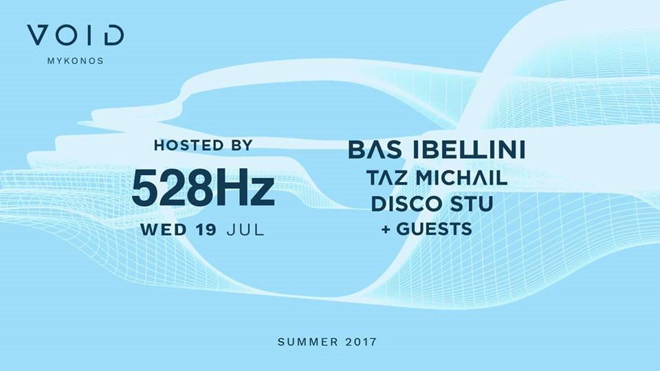 Bas Ibellini // Taz Michael // Disco Stu - Flyer front