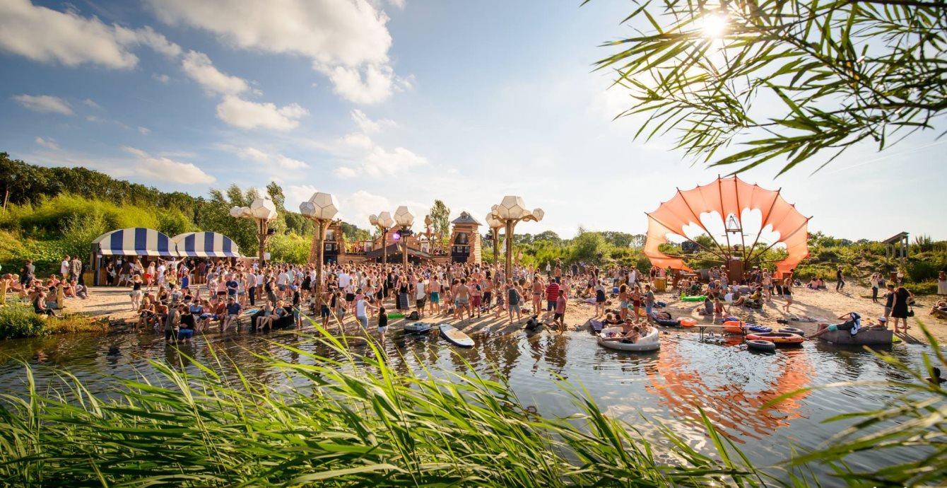 Wildeburg Festival 2017 - Flyer front