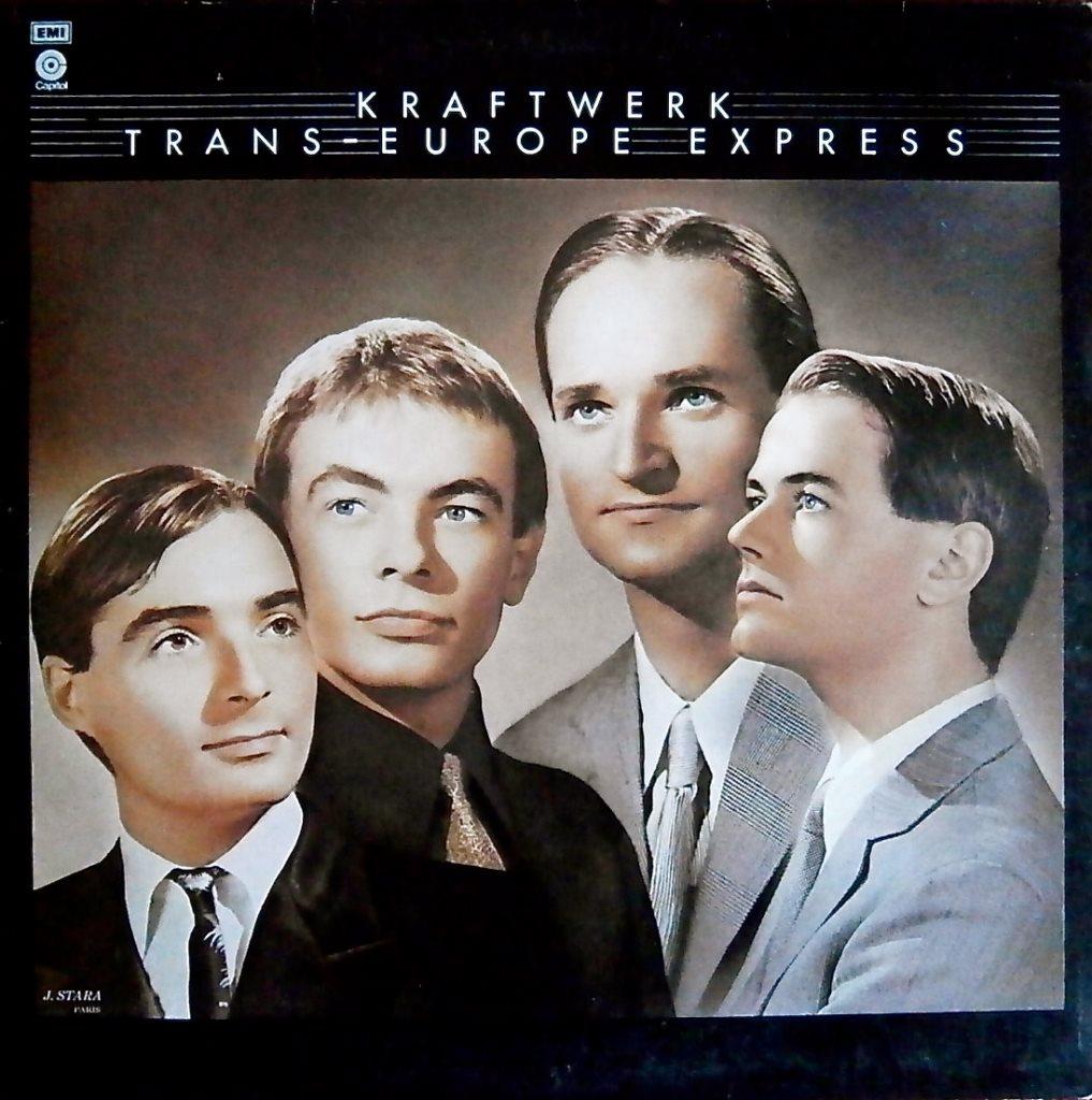 Classic Album Sundays NYC presents Kraftwerk, 'Trans-Europe Express' - Flyer front