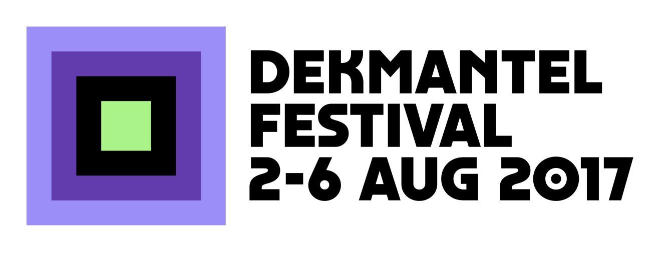Dekmantel Festival 2017 - Flyer front
