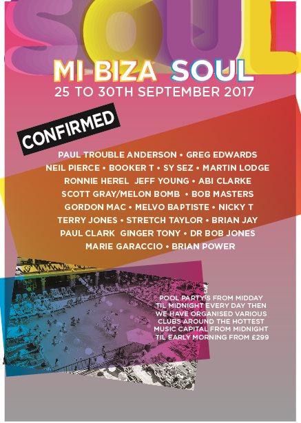 Mi-Biza Soul - Flyer back