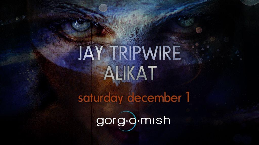 Jay Tripwire & AliKat - Flyer front