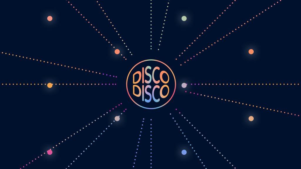 Disco Disco ✦ Kornél Kovács · Bellaire · Cracki Soundsystem · Maxye - Flyer front