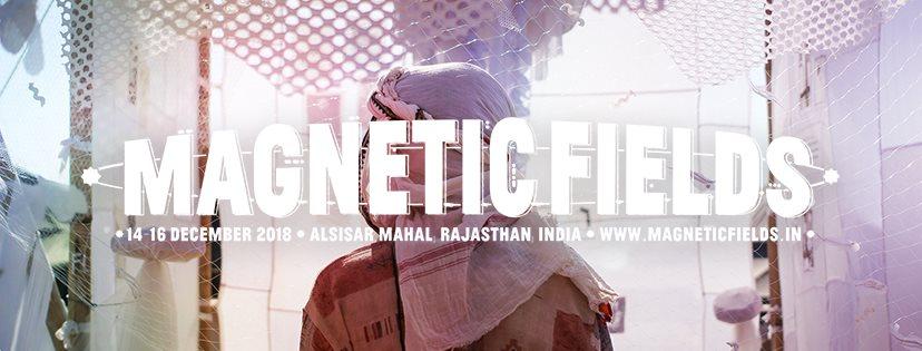 Magnetic Fields Festival 2018 - Flyer front