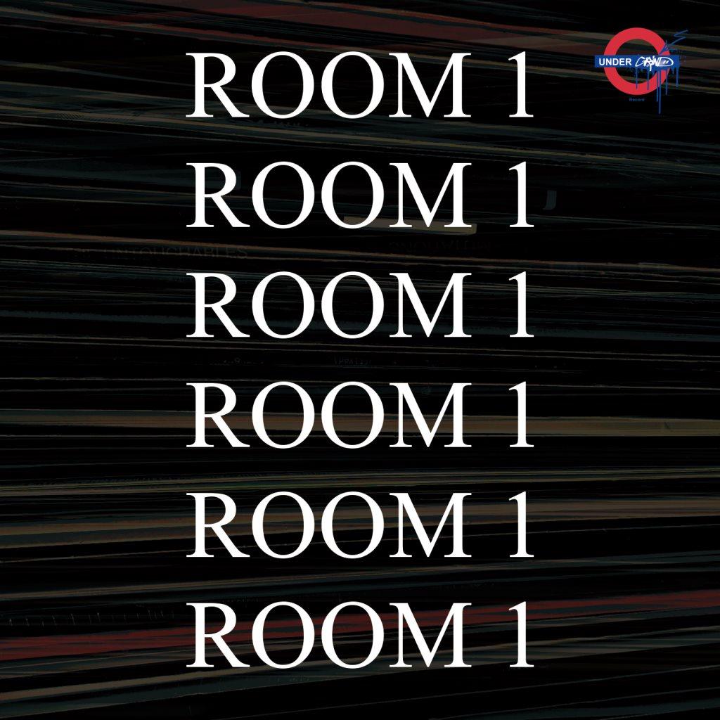 Room 1 - Flyer front