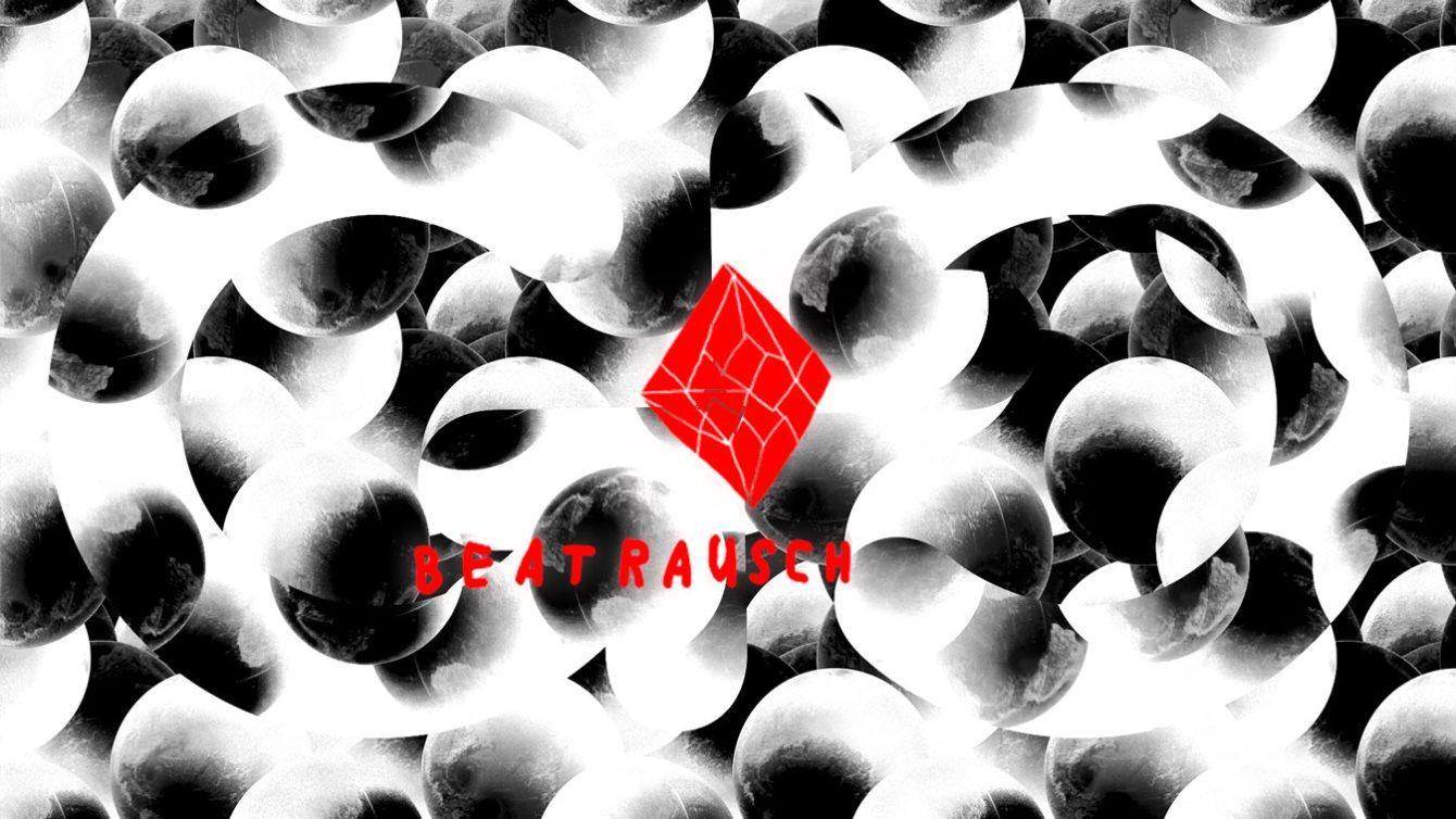 Beatrausch Brigade - Flyer front