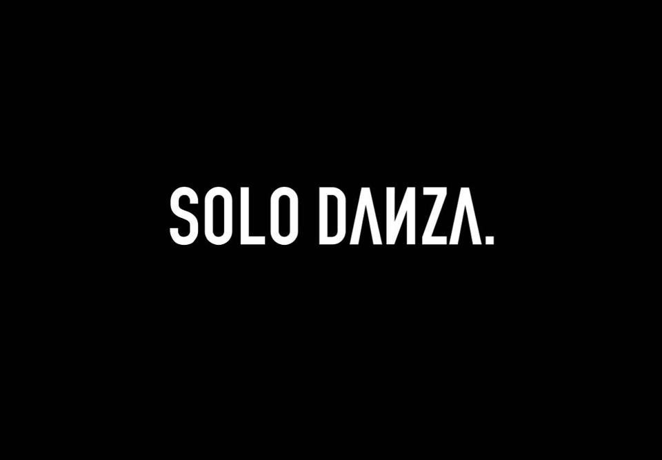 Solo Danza Bank Holiday Daytime Party Davide Squillace + Cuartero - Flyer front