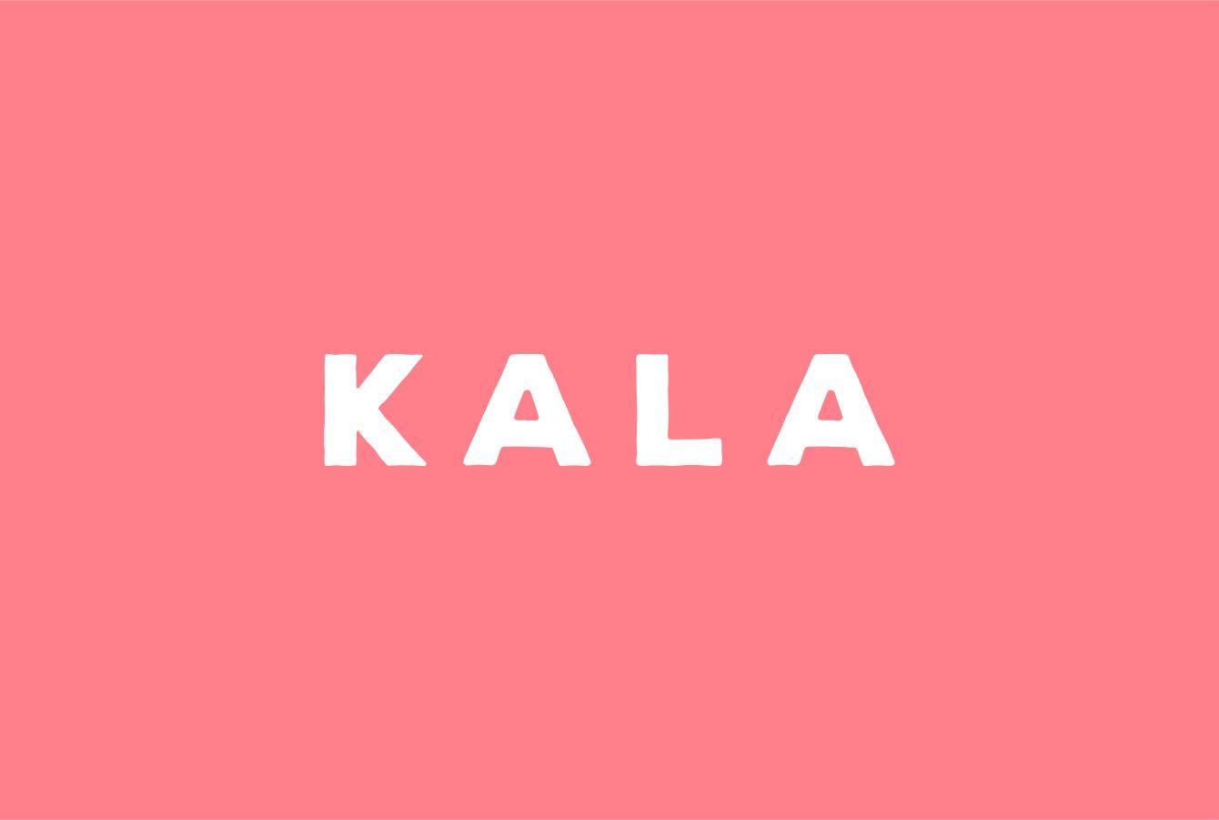 Kala 2018 - Flyer front