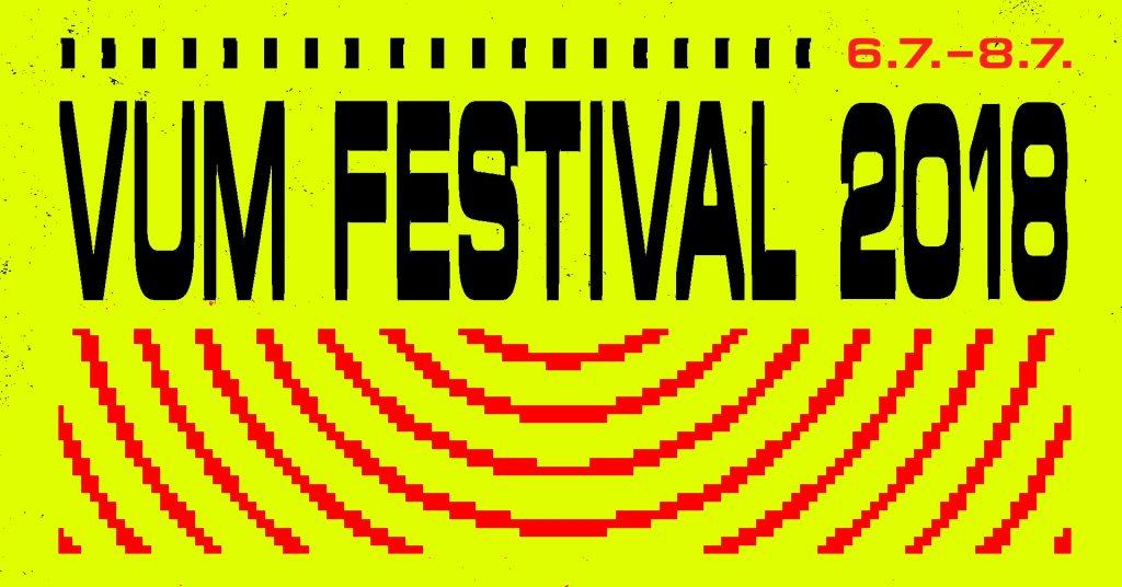 VUM Festival 2018 - Flyer front