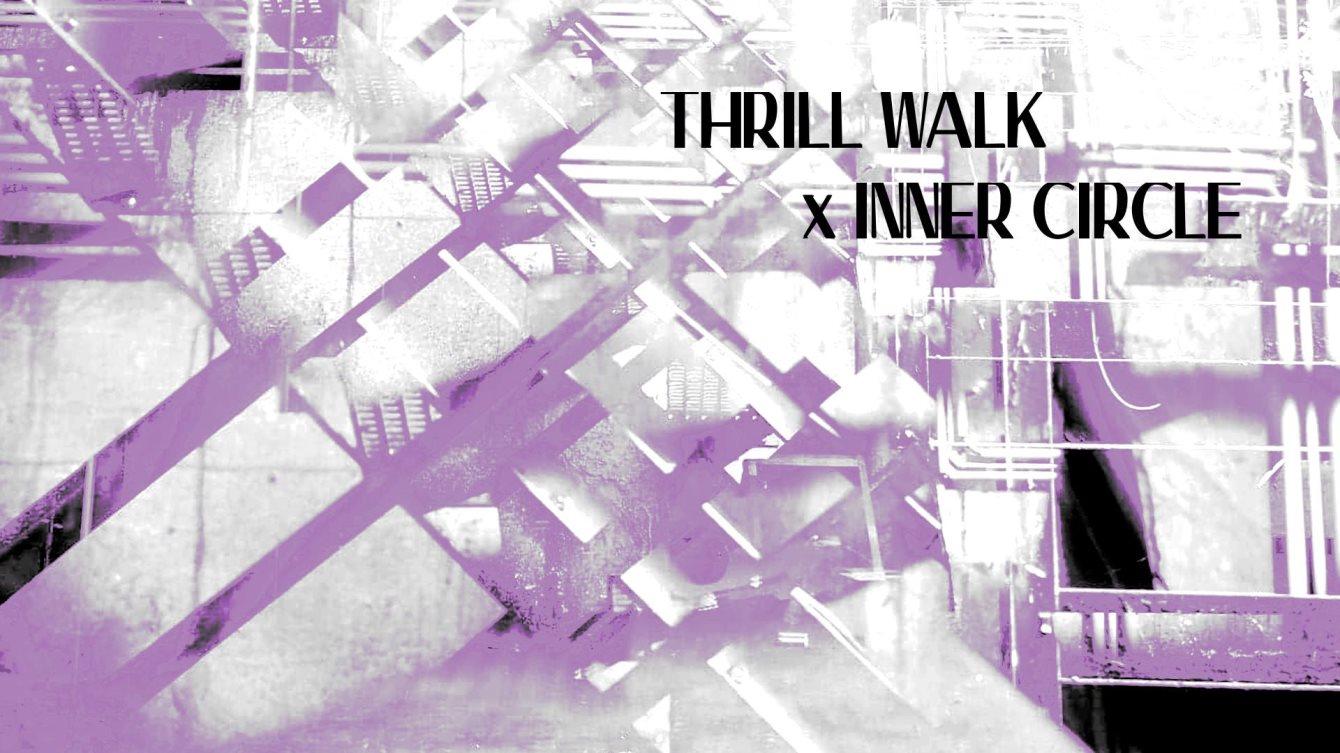 Thrill Walk X Inner Circle X Open AIR - Flyer front