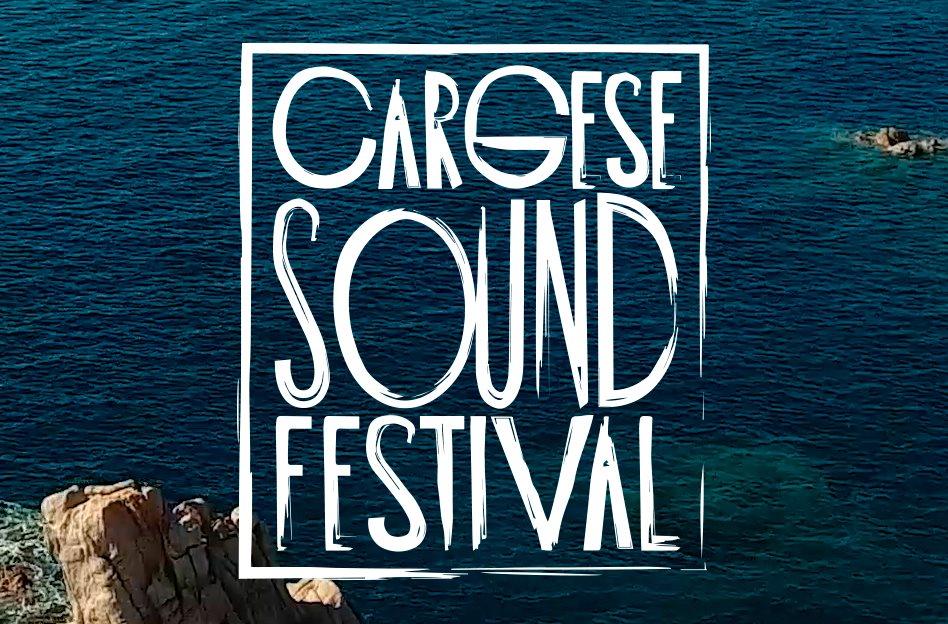 Cargése Sound Festival 2018 - Flyer front
