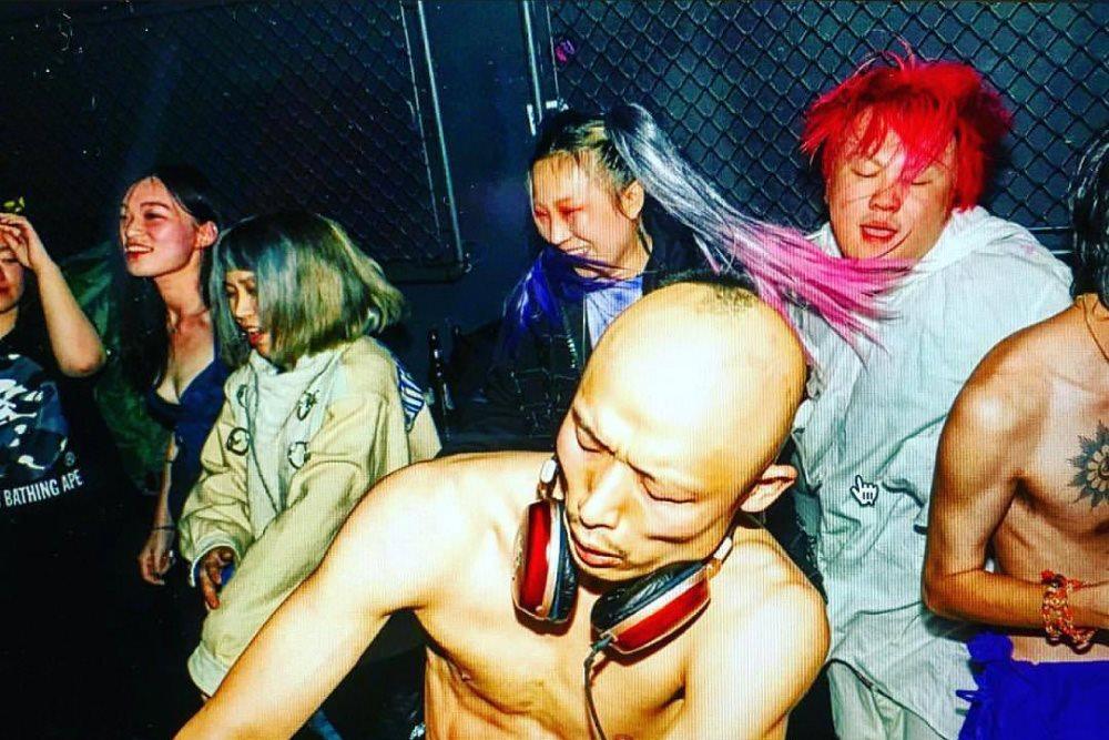 Trns- #Dancehall - Flyer back