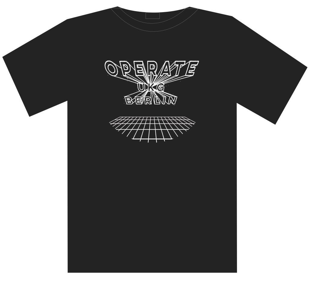 Operate: 2-Step, UK-Garage & House - Flyer back