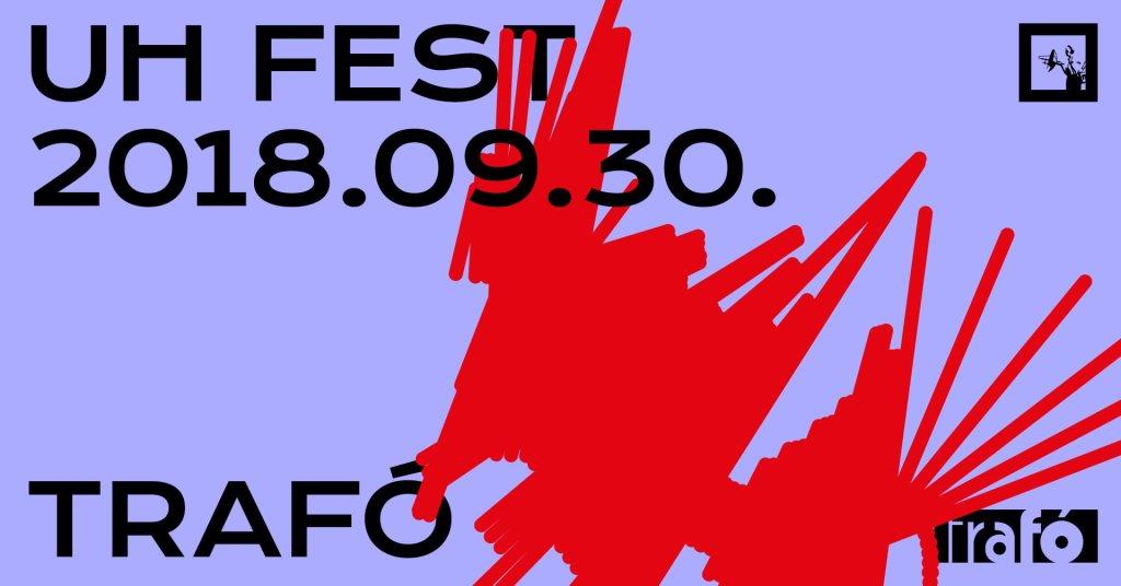 UH Fest Day 1: K.F. Whitman, Duncan & Soharóza & Hamilton, Porteleki & Bertók - Flyer front
