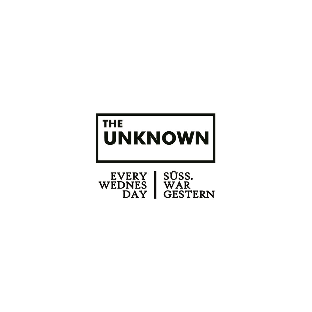 The Unknown presents Alfret & Cody P - Flyer front
