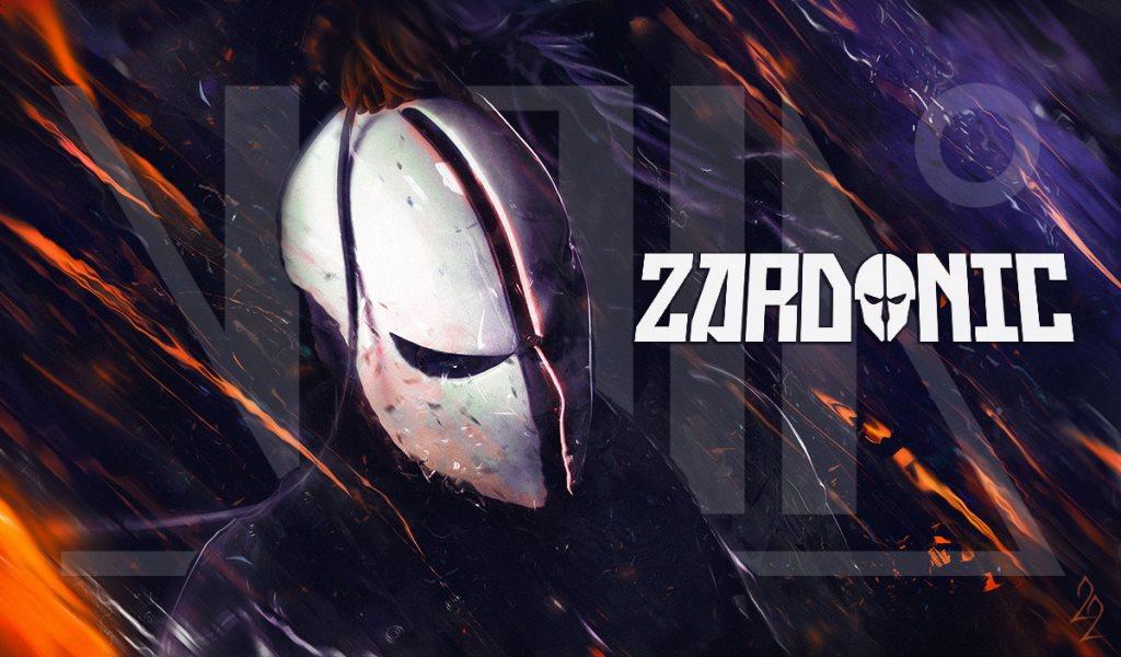 Zardonic (Drum & Bass) - Flyer front