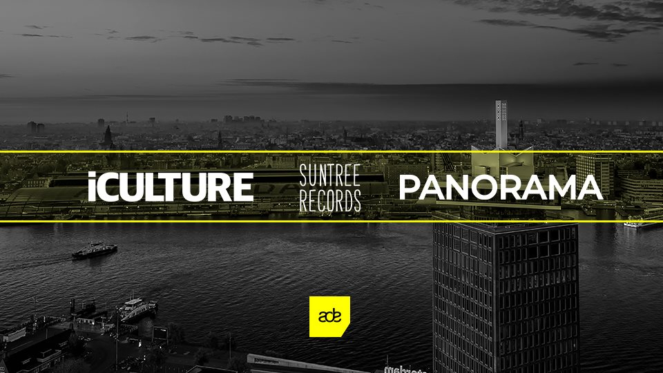 ADE 2019 - iCulture x Suntree Records x Panorama - Flyer front