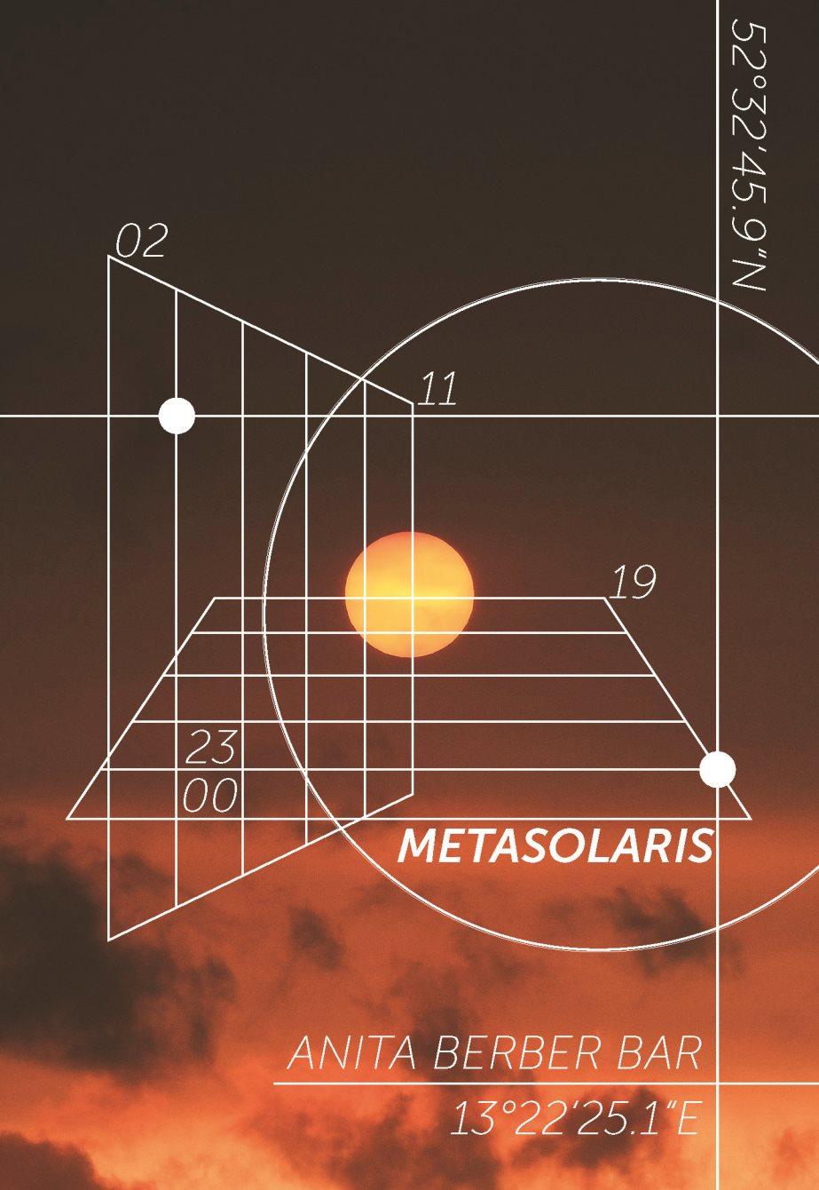 Metasolaris - Flyer front