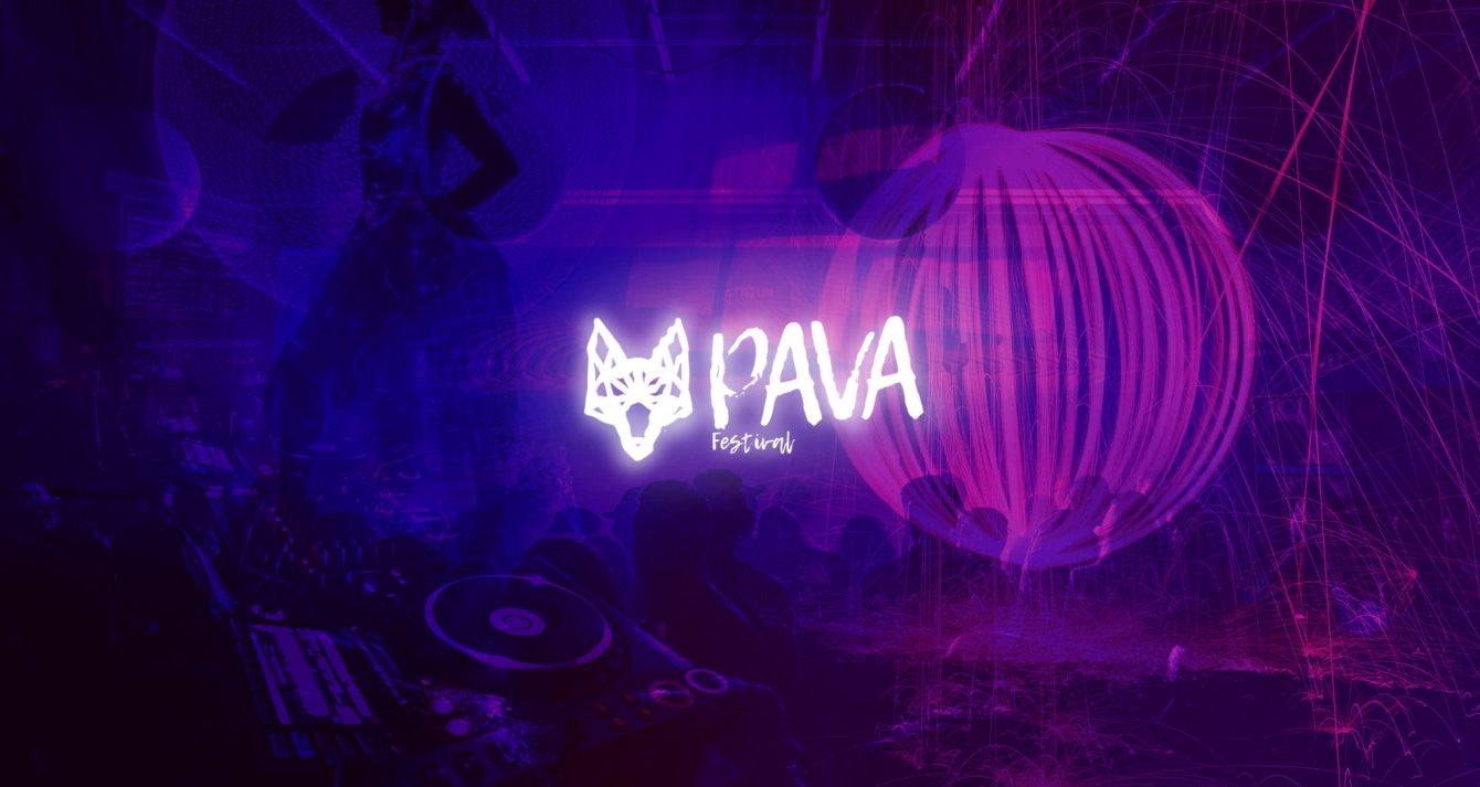 Pava Festival - Performance & Visual Artists Festival 2019 - Flyer front