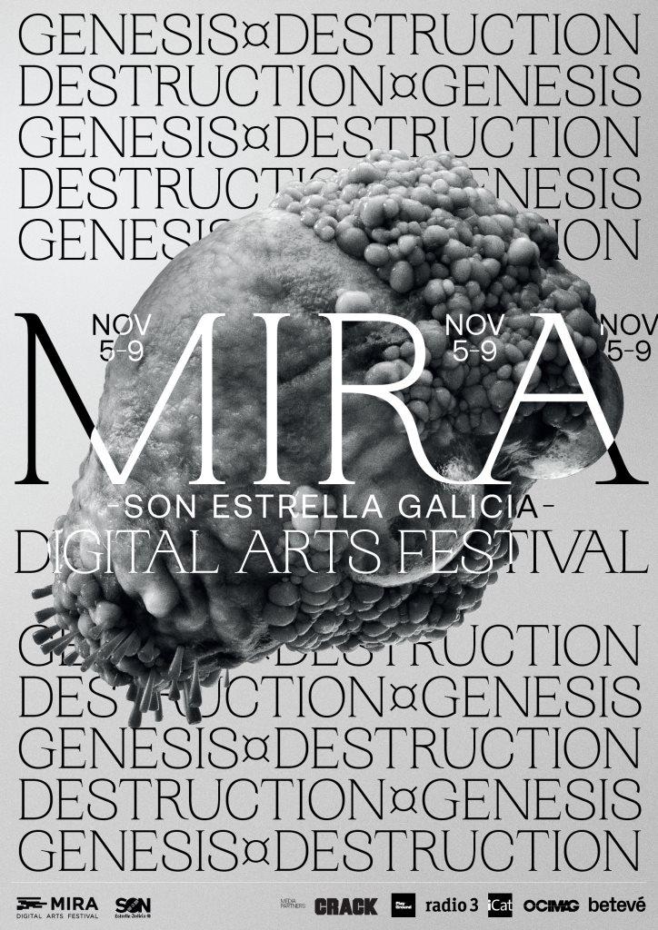 Mira Festival 2019 - Flyer back