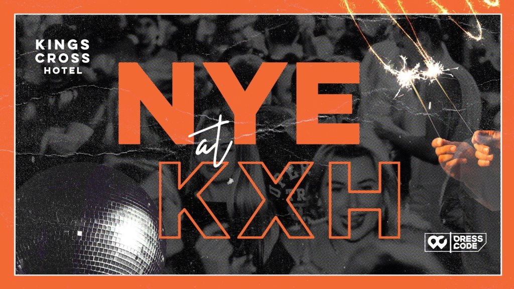 NYE In the Cross - Flyer front