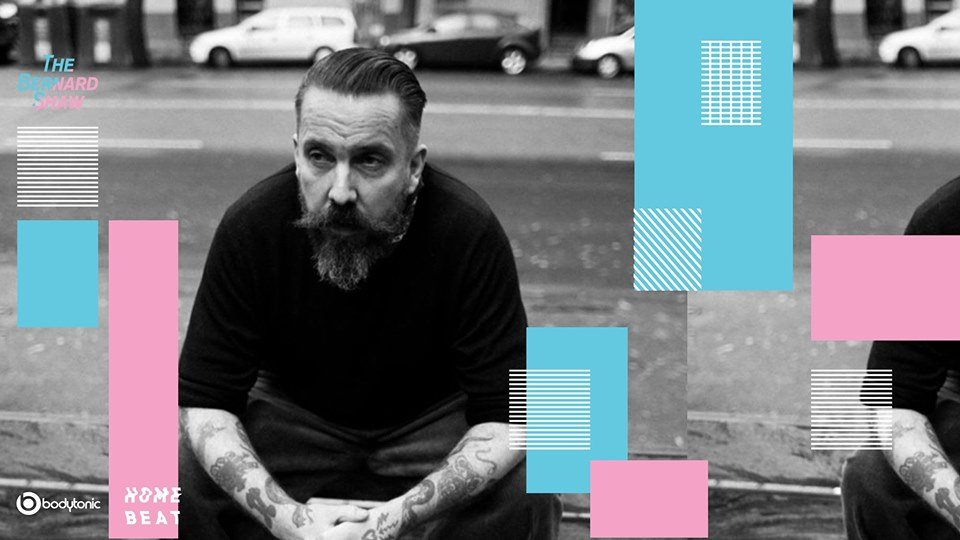 Bodytonic & Homebeat Present: Andrew Weatherall - Flyer front