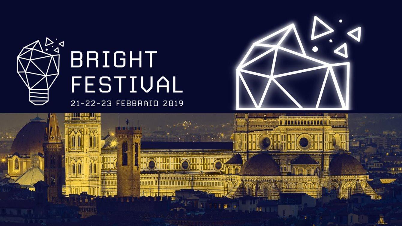 Bright Festival Night 2 - Flyer front
