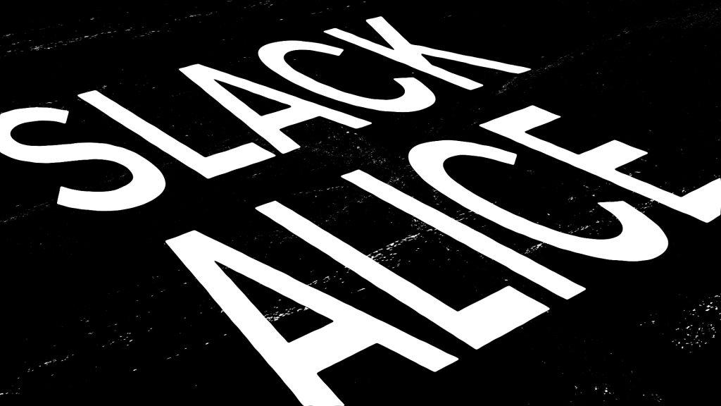 Roads 21: Slack Alice Feat. October, Kelan, Matt Light & Anina - Flyer front