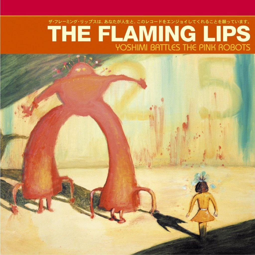 Classic Album Sundays Sydney presents the Flaming Lips – Yoshimi Battles the Pink Robots - Flyer front