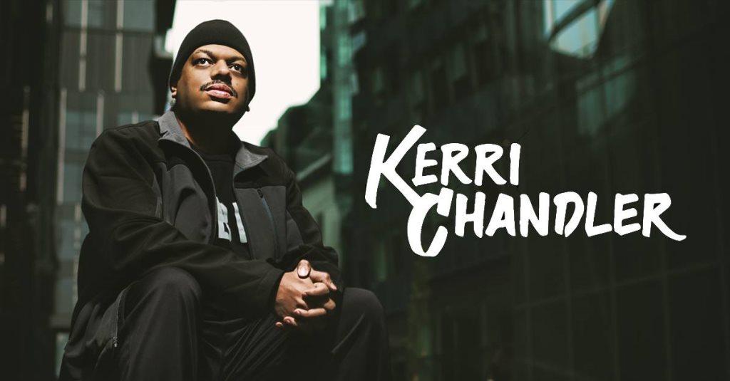 Wonder: Kerri Chandler (Extended set) - Flyer front