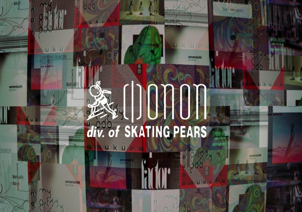 φonon 2days 2eras - day 2(live) - Flyer front